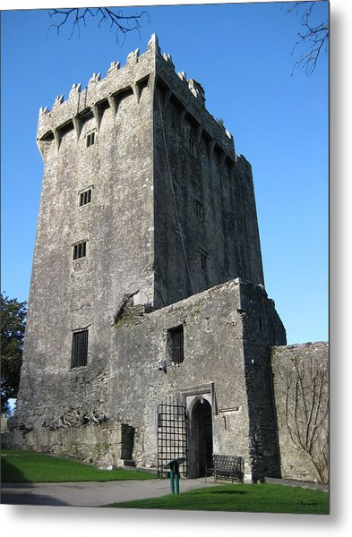 Blarney Castle Metal Print