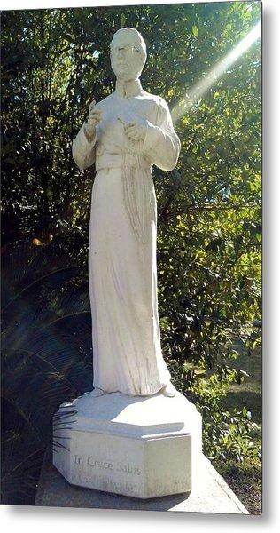 Blessed Francis Xavier Seelos C.ss.r. - New Orleans La  Metal Print