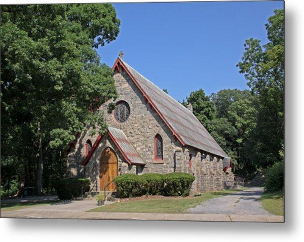 Blessed Sacrament Chapel Metal Print