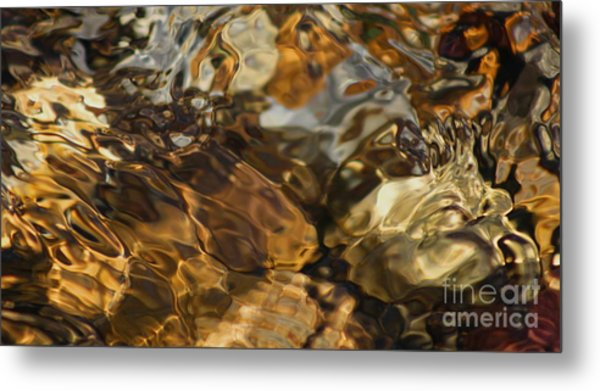 Blind Eye Metal Print