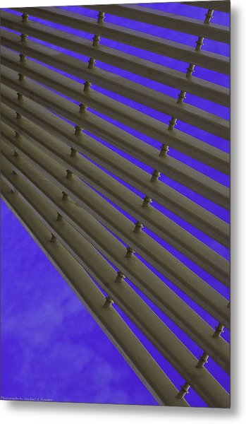 Blind On The Sky Metal Print