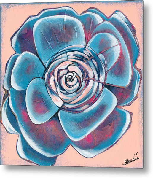 Bloom I Metal Print