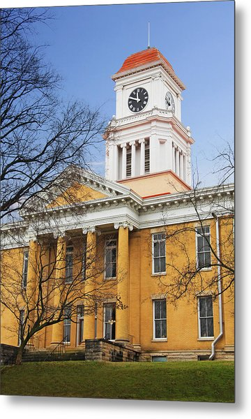 Blount County Courthouse Metal Print