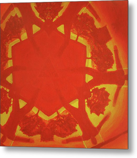 Boards Of Canada Geogaddi Album Cover Metal Print