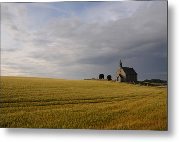 Boarhills Church Metal Print