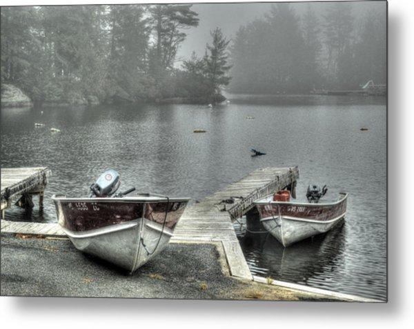 Boat Rental Metal Print