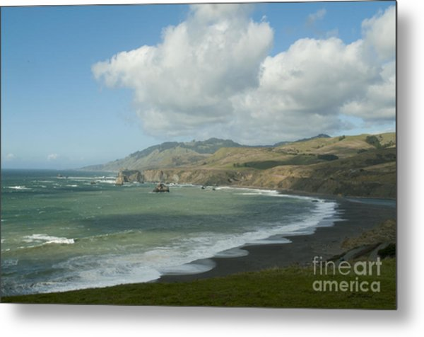 Bodega Bay California Metal Print