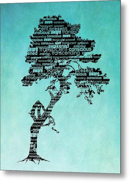 Bodhi Tree Of Awareness Metal Print