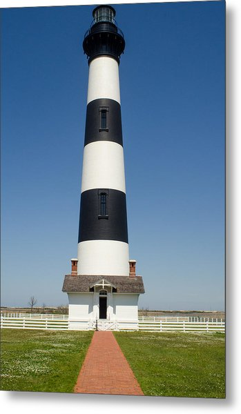 Bodie Island Light Station Metal Print