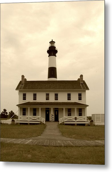 Bodie Light  Metal Print