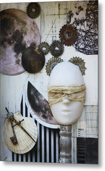 Bodies Of Attraction C2011 Metal Print
