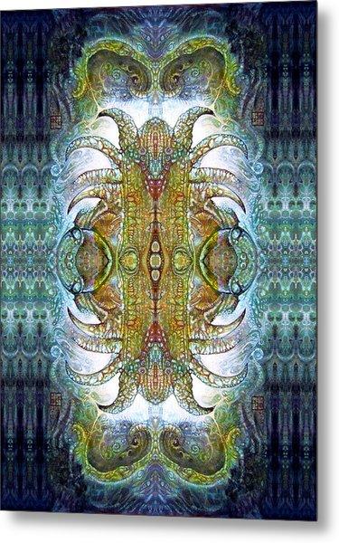 Bogomil Variation 14 - Otto Rapp And Michael Wolik Metal Print