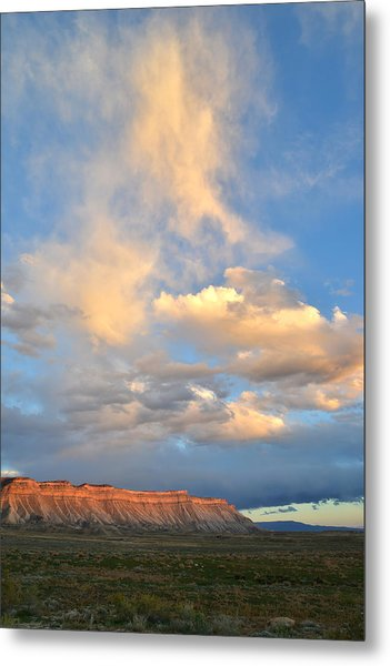 Bookcliffs 170 Metal Print