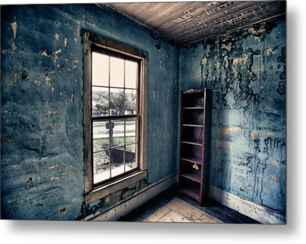 Boo's Room Metal Print by Renee Sullivan