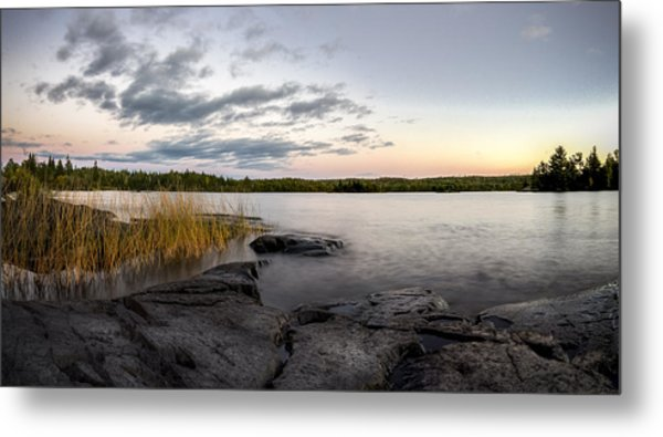 Boundary Waters // Bwca, Minnesota Metal Print