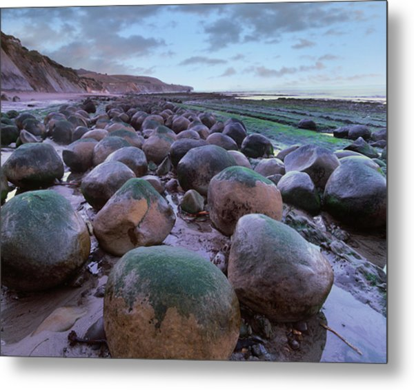 Bowling Ball Beach Metal Prints And Bowling Ball Beach Metal Art