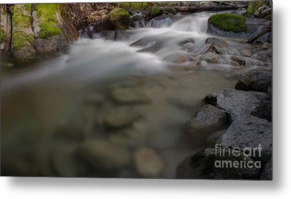 Brandy Creek Bottom Metal Print