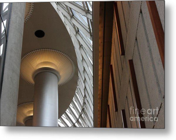 Breath Taking Beauty Architecture Metal Print