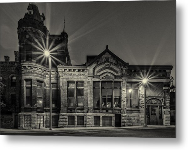Brewhouse 1880 Metal Print