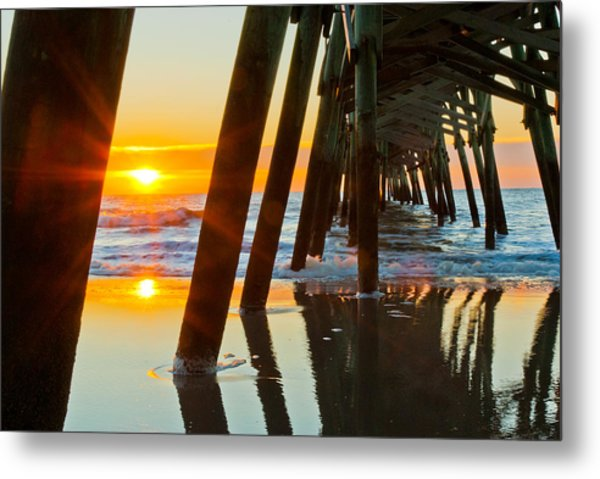 Metal Print featuring the photograph Bright New Day by Francis Trudeau