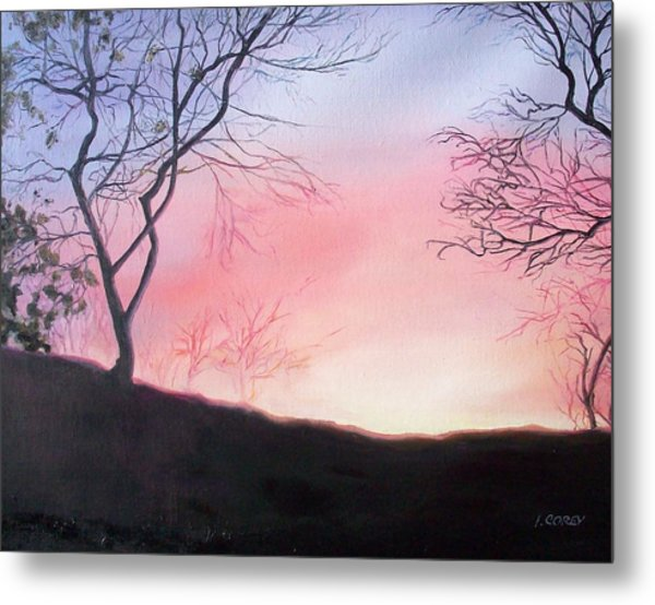 Bright New Day Metal Print