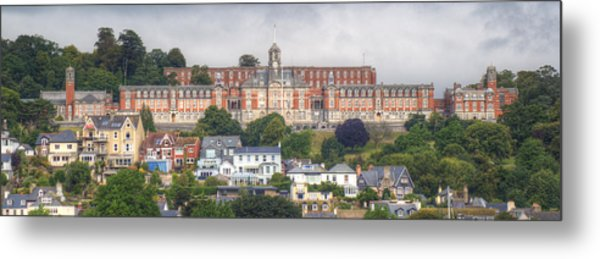 Britannia Royal Naval College Metal Print