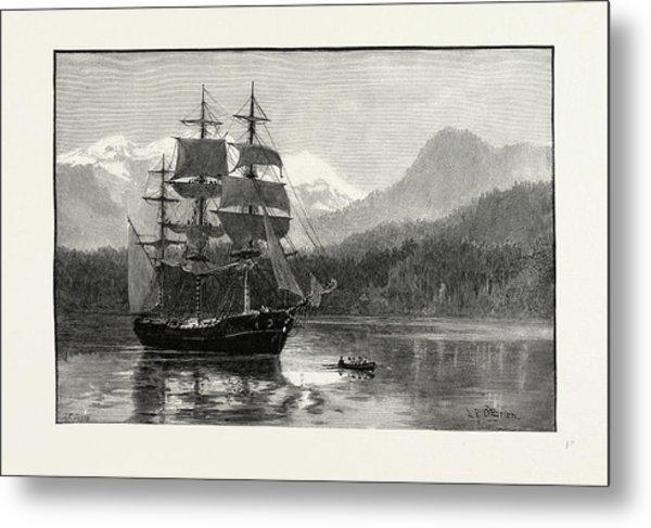 British Columbia, Port Moody Metal Print