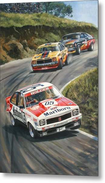 'brock's Bathurst 1979' Metal Print