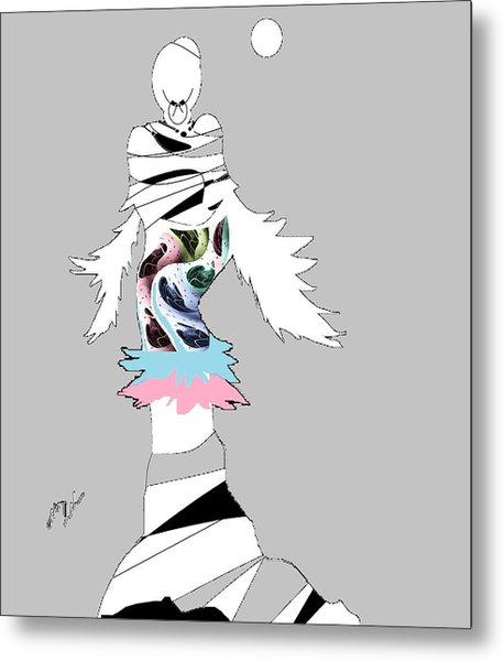Broken Wings 3 Metal Print