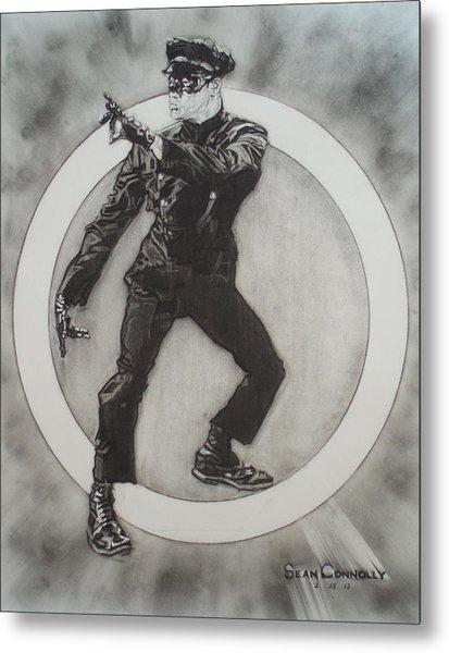 Bruce Lee Is Kato 3 Metal Print