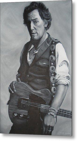 Bruce Springsteen I Metal Print