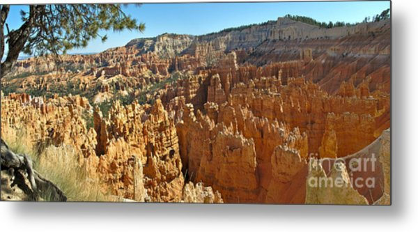 Bryce Afternoon Metal Print