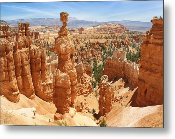 Bryce Canyon 3 Metal Print