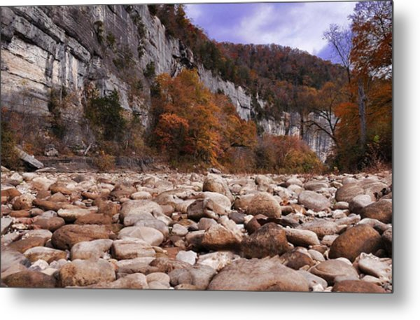 Buffalo River Metal Print