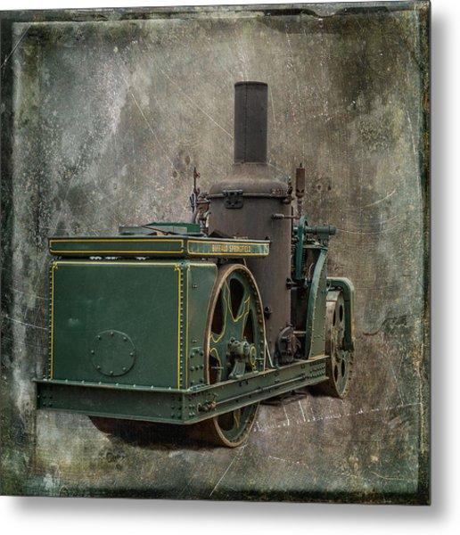 Buffalo Springfield Steam Roller Metal Print