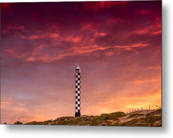Bunbury Lighthouse Metal Print