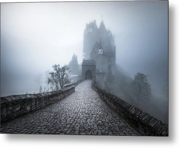Burg Eltz Metal Print