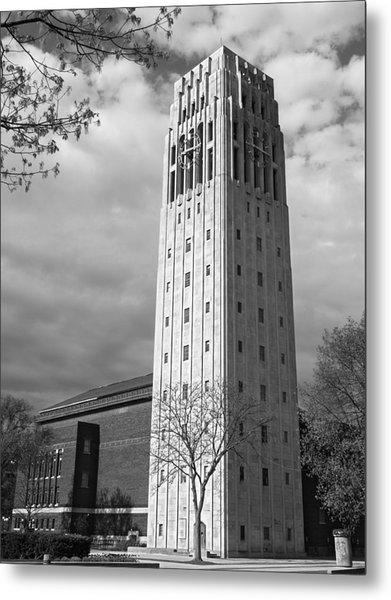 Burton Tower Metal Print
