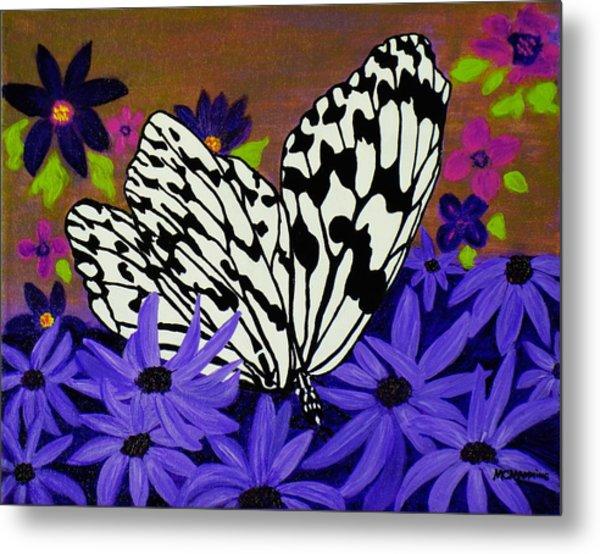 Butterfly Heaven Metal Print