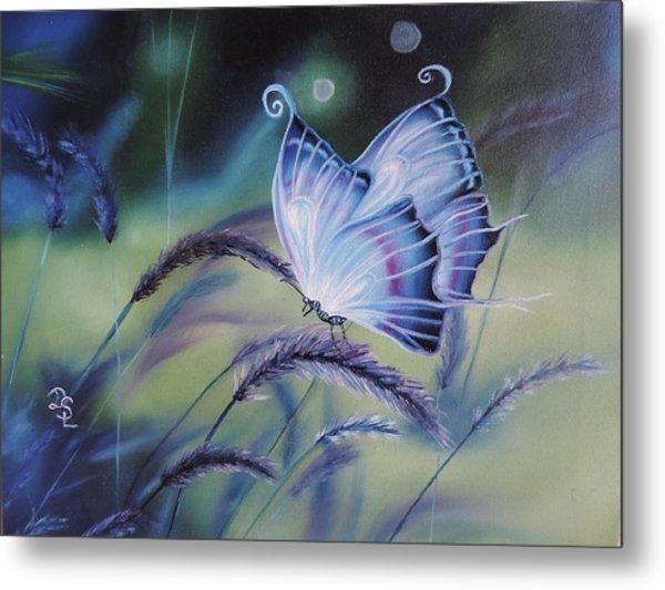 Butterfly Series #3 Metal Print