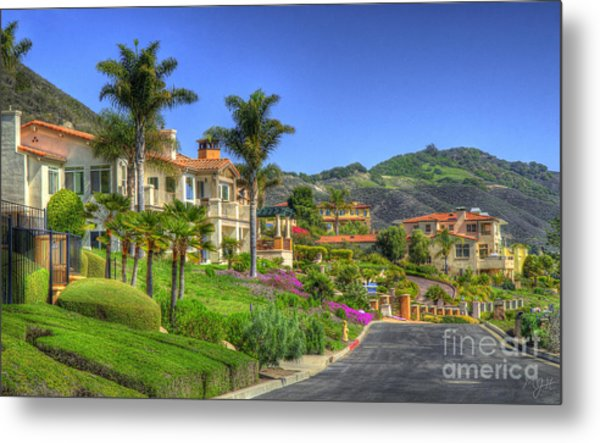 Buy A House Here Metal Print
