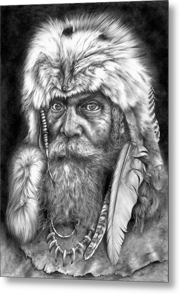 Caesar Of The Wilderness Metal Print
