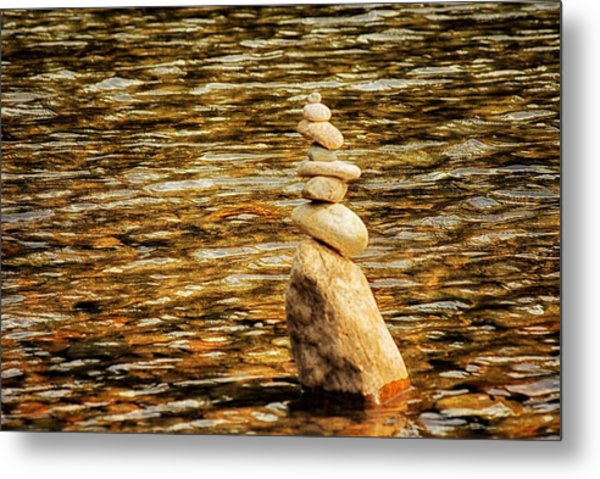 Cairns Metal Print by Tricia Marchlik