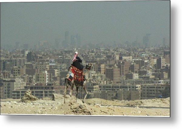 Cairo Egypt Metal Print