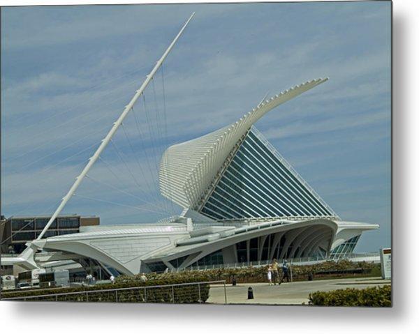 Calatrava Milwaukee Metal Print by Devinder Sangha