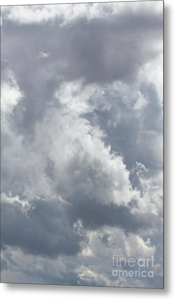 Calgary Clouds 1 Metal Print