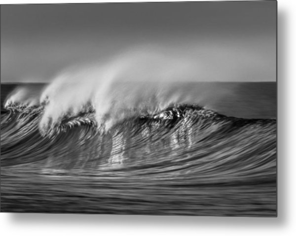 California Wave  73a2322 Metal Print