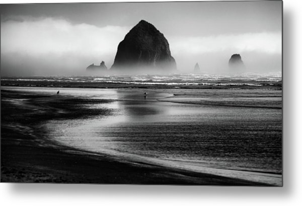 Cannon Beach Metal Print