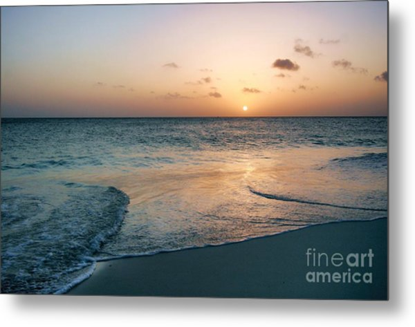 Can't You Just Feel It? Metal Print