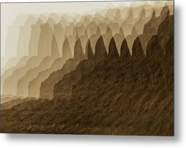Canyon Dreams Metal Print